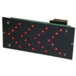 minikit LED pijl 64x130mm