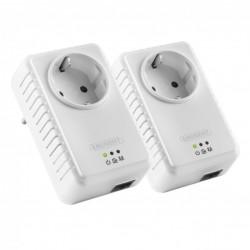 Homeplug RJ45 link 500Mbps!