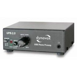 aux/phono voorversterker USB+line out