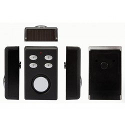 Alarm 3-digit+magneet