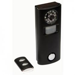 PIR alarm met camera