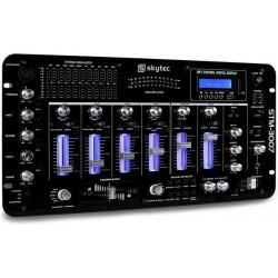 audio mengpaneel 4 kanalen+ USB