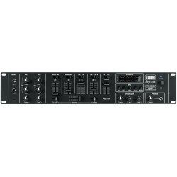 6 kan audio mengpaneel mixer 6kan. MPX622/sw
