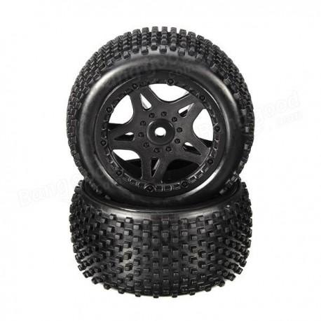 Rear wheel tires 1/12 Dune racer