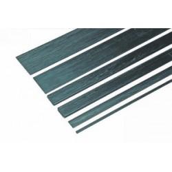 carbon staf 0,5x3mm 1mtr. 2 stuks (in de winkel per stuk verkrijgbaar)