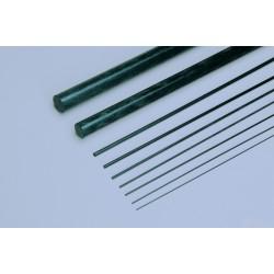 carbon rond staf 0,5mm 1mtr. 5 stuks (in de winkel per stuk verkrijgbaar)