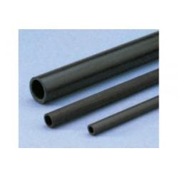 carbon rond pijp 2x1mm 100cm