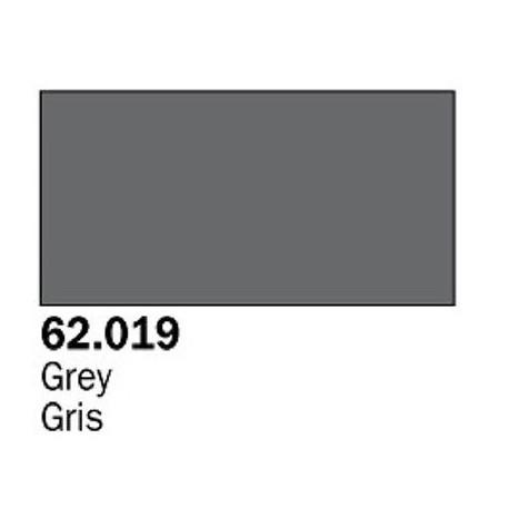 Prenium airbrush acrylverf grijs 60ml.