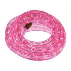 LED lichtslang roze 5mtr 230v