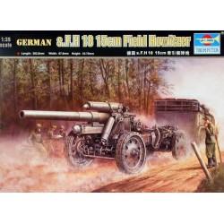 GERMAN 15CM HOWITZER 1/35