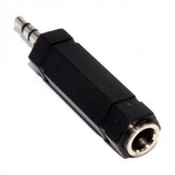 3.5mm mono-m    6.3mm stereo-f