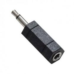 3.5mm mono-m    3.5mm stereo-f