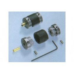 hoog belastbare koppeling 5/4 - 4/3,2mm