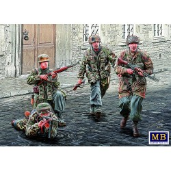 GERMAN PARATROOPERS WWII 1/35