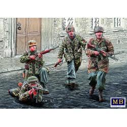 GERMAN PARATROOPERS WWII 1/35