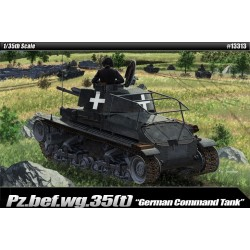 GERMAN COMMAND TANK PZ.BEF.WG.35T 1/35