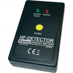 HF-detector mini spion zoeker