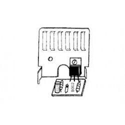 spanningsomvormer 12 naar 6Volt max 2Amp