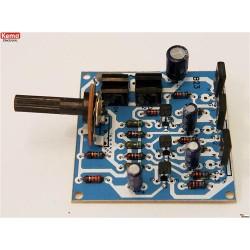 kit 3 kan. looplicht 230 volt