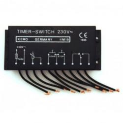 Lichtautomaat 230V tijdschakelaar
