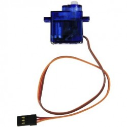 Low Cost micro servo 1,6kg 0.12S/60 22,9x11,9x26,7mm
