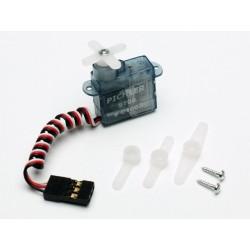 Ana. micro servo 0,7kg 0.08S/45 19x8x24mm 4,5gr