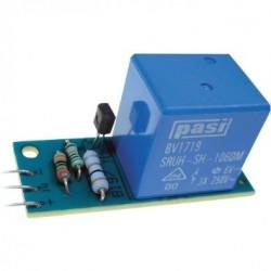 kit relaiskaart 12 v voor bijvoorbeeld arduino, gevoeligheid 5mA