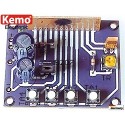 kit stoomlok geluiden 4,5-6v 8 ohm 1W (excl speaker)