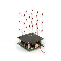 minikit 3x3x3 LED kubus