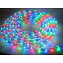 RGB Lichtslang 24V per meter (per 50cm afknipbaar)