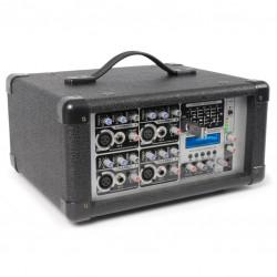 audio mengpaneel met versterker 2x200W (RMS)