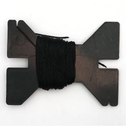 garen 0.5 zwart 10mtr