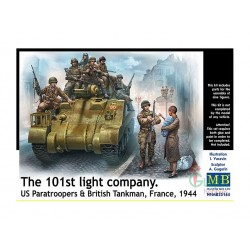 101ST COMPANY FRANCE 1944 1/35