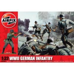 GERMAN INFANTRY WWII 1/32