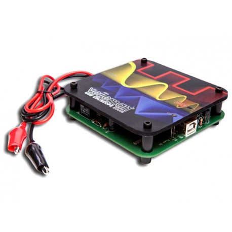 PC oscilloscope kit