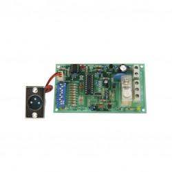 kit 1 kanaals DMX relais