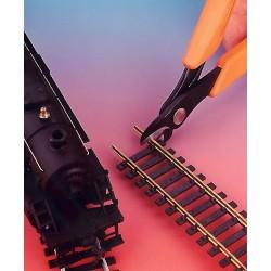 Railing-treinspoor knipper