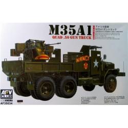 M35A1 VIETNAM GUN TRUCK 1/35