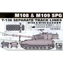 M108 - M109 track 1/35