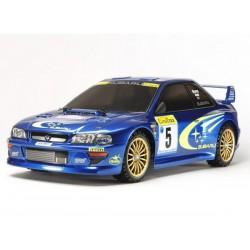 1/10 Subaru Impreza '99 TT-02 KIT-versie!