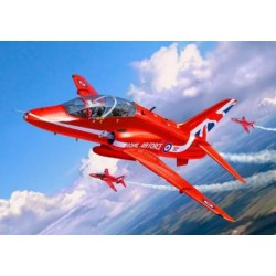 GESCHENKSET BAE HAWK T.1 RED ARROWS 1/72 16X13CM