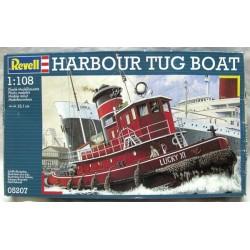 HARBOUR TUG 1/108 23CM