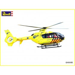 GESCHENKSET EC135 ANWB 1/72 14X14CM