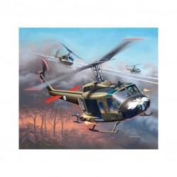 BELL UH-1H GUNSHIP 1/100 13X14CM