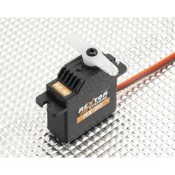 Ana. micro servo 1,3kg 0.14/60 22,9x12,2x24,2mm 8gr.