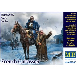 FRENCH CUIRASSIER 1/32