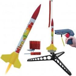 Raket starterset Mira 33,8cm + launch controller excl. 9V batt.