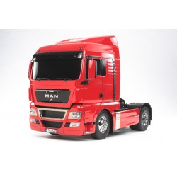 MAN TGX 4x2 XLX truck