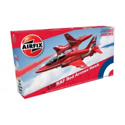 RAF RED ARROWS HAWK 1/72