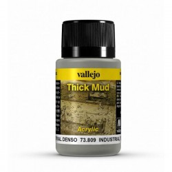 Vallejo industrial mud weathering effects 40ml.